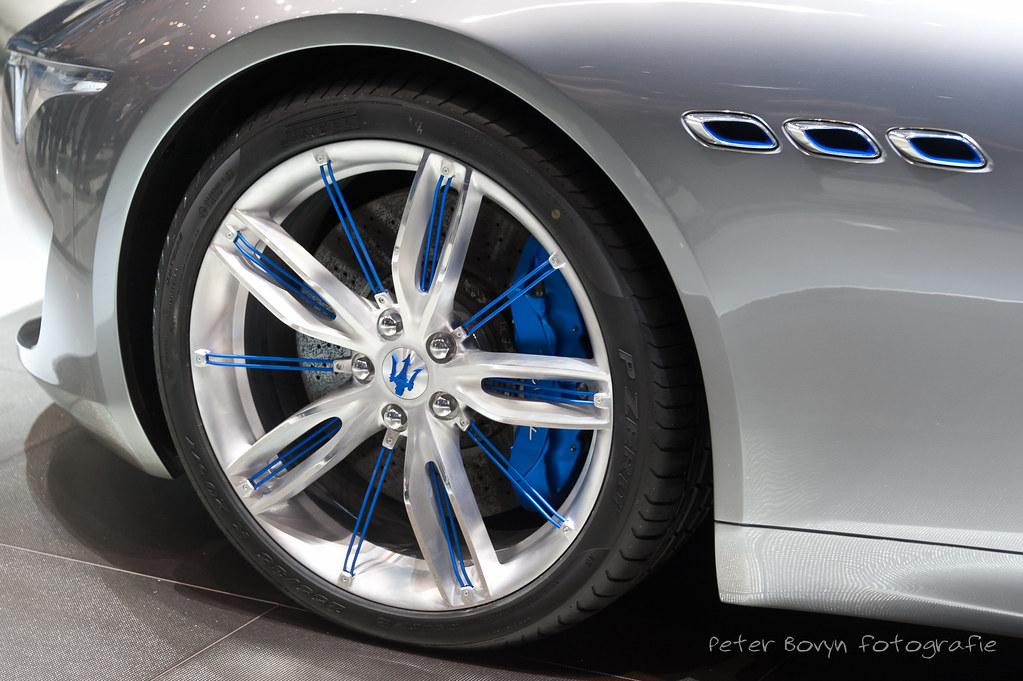 Maserati Alfieri Concept - 2014