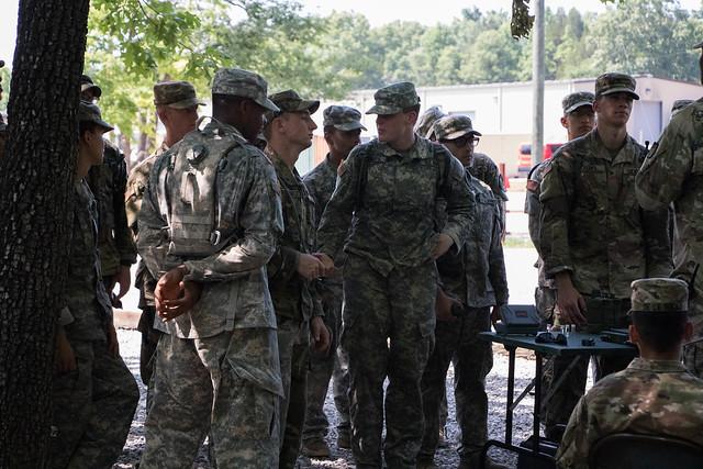 2nd Regiment, Advanced Camp, CBRN