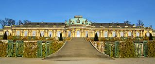 Schloss Sanssouci | by Tobi NDH