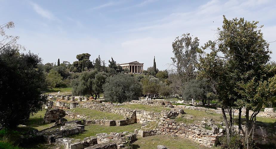 Antieke Agora
