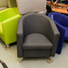 Tub chairs various colours