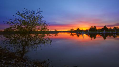 richland kennewick pasco tricities washington columbiariver river sunrise reflection sky skyscape spring sonya6000 sony a6000 rokinon rokinon12mm 12mm marina