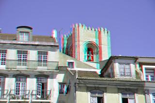 Cathedral Sé Lisbon 3D | by wim hoppenbrouwers
