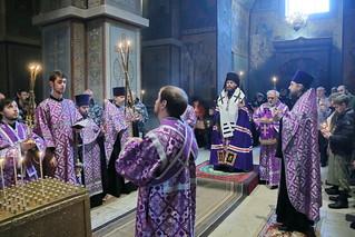 Панихида в Софийском соборе 190