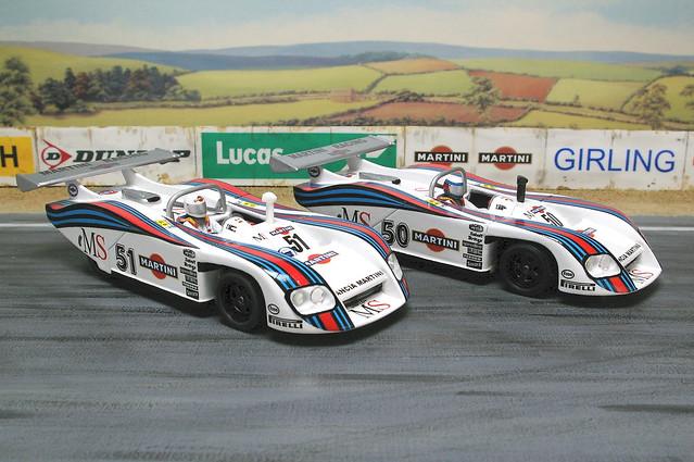 Lancia LC1 Team Le Mans 1982