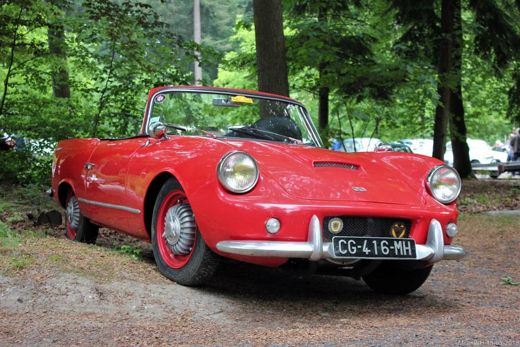Deutsch Bonnet Db Le Mans 1961 Cg 416 Mh At Rassemblement Flickr