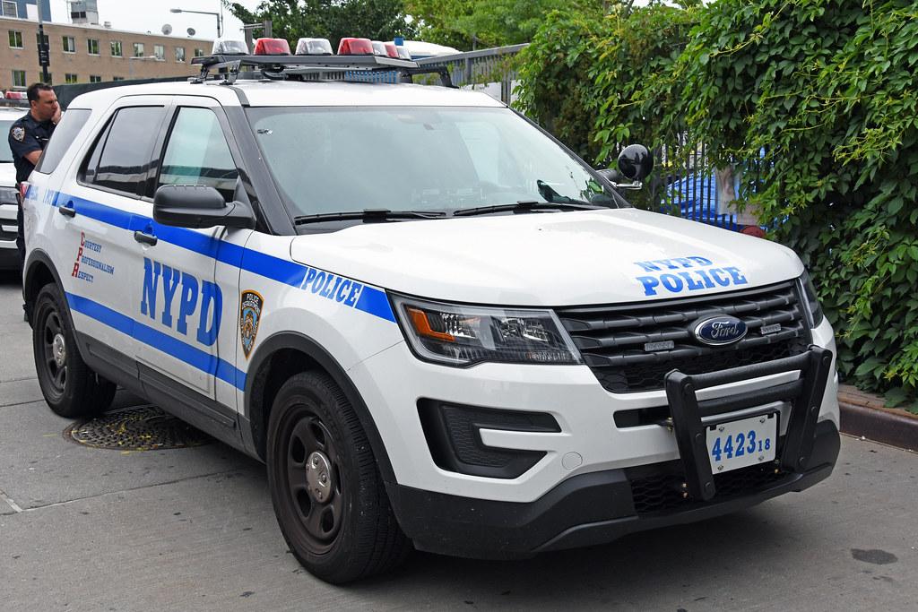 Picture Of Nypd 2018 Ford Explorer Police Interceptor Util Flickr