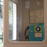 Retro Telephone Box