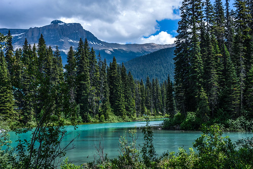 Emerald Lake, Yoho National Park, BC | by jan_mosimann