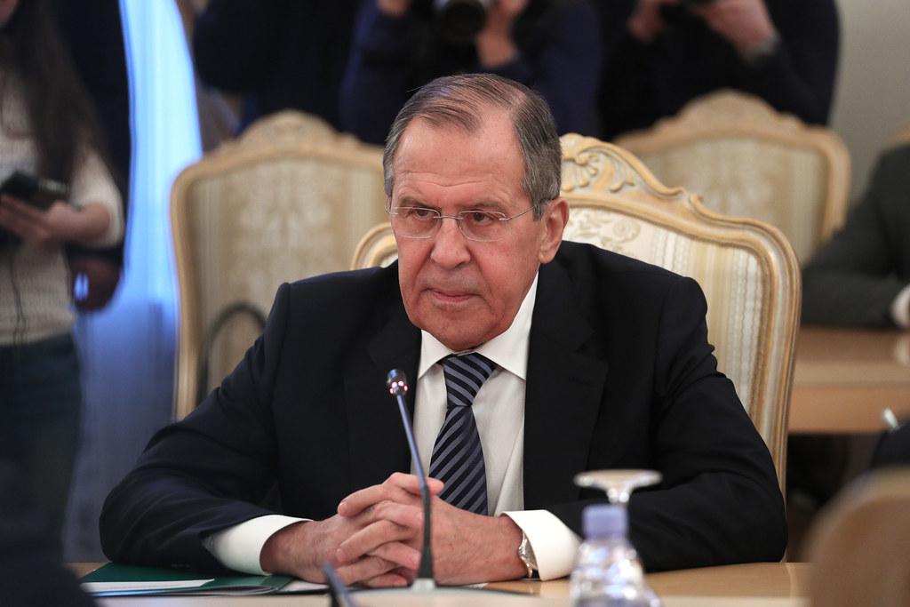 С.Лавров | S.Lavrov | Переговоры Министра иностранных дел Ро… | Flickr
