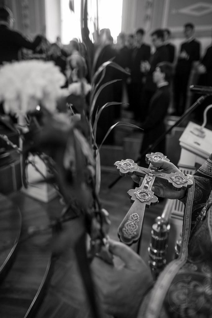 1 апреля 2018, Вход Господень в Иерусалим (Вербное воскресенье) / 1 April 2018, The Entry of the Lord into Jerusalem (Palm Sunday)