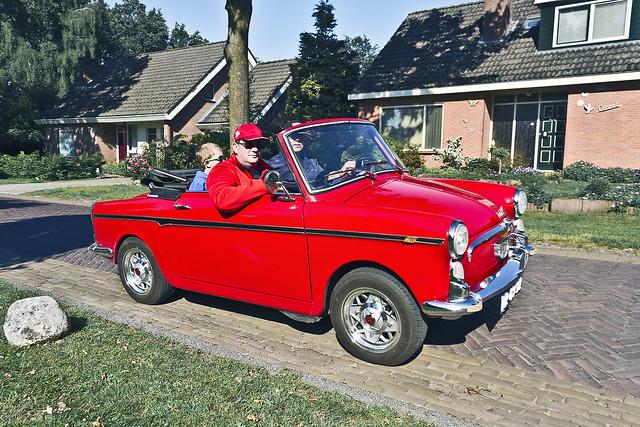 Autobianchi Bianchina Cabriolet 1960 (2119)