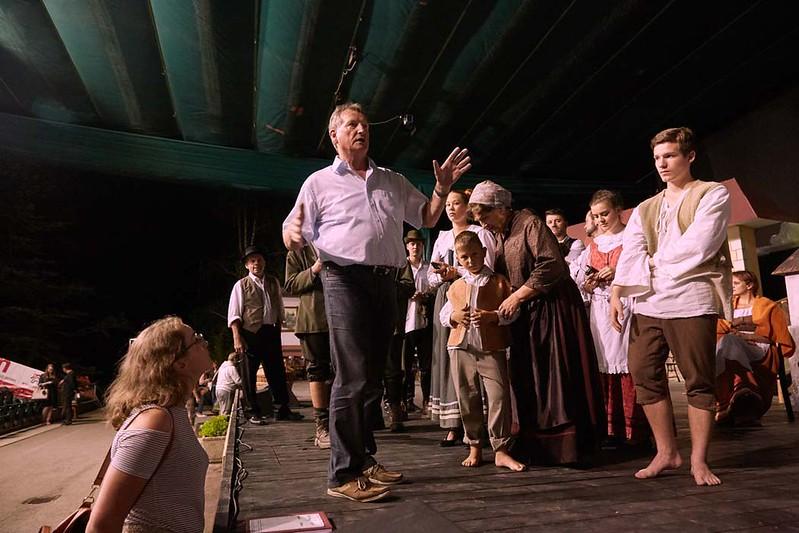 2017 Domača gledališka predstava DIVJI LOVEC
