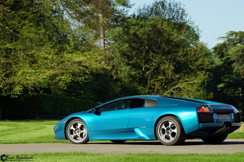 Lamborghini Murcielago 40th Anniversary The Successor To Flickr