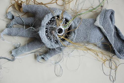 Tzedakah Glove, Sjnoder Glove | by billha zussman