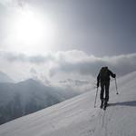 Skitourentage 2018 Piz Pazzola 08.04.2018