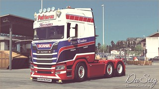 PWT Thermo Scania S730 - Stessens   by DaStig