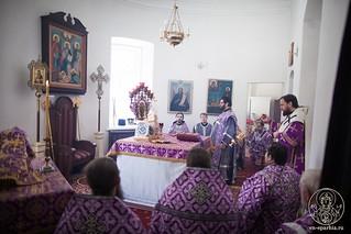 Литургия Преждеосвященных Даров 267