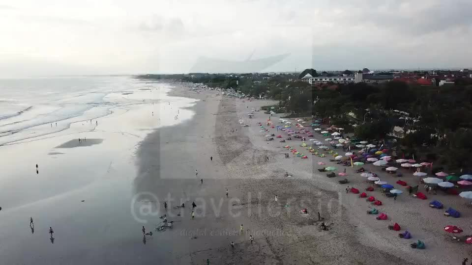 Double Six & Seminyak Beach, Bali