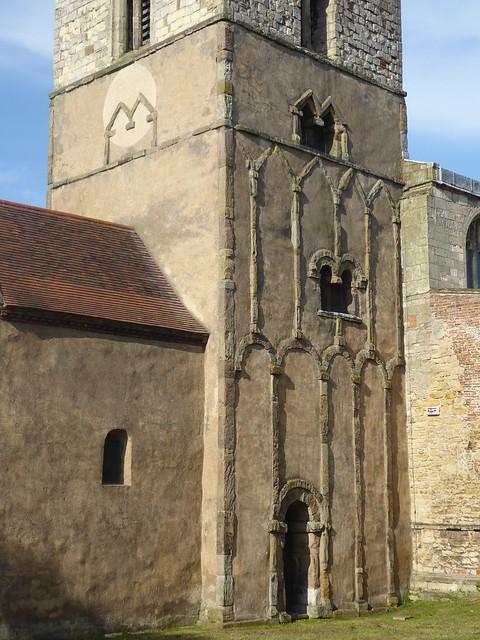St Peter's Saxon Church, Barton-upon-Humber, North Lincolnshire