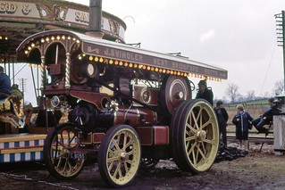 J Swinglers showmans engine
