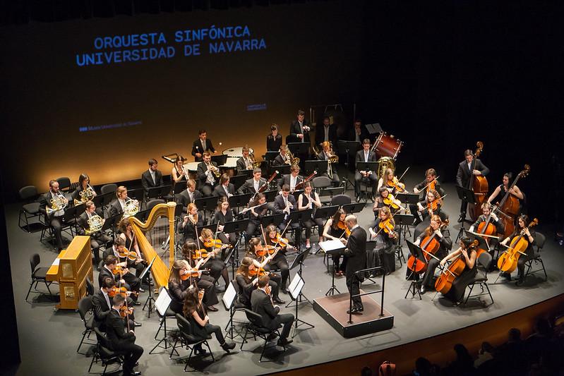 Orquesta Sinfónica Universidad de Navarra