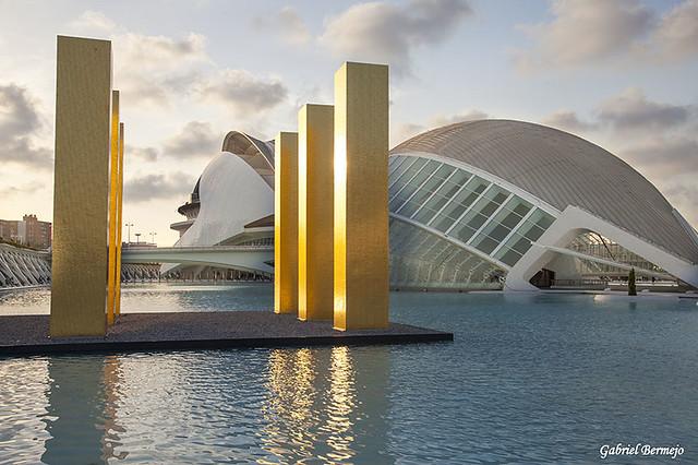 Brillos y reflejos - Valencia