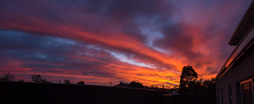 australia sky sunrise adelaide southaustralia clouds