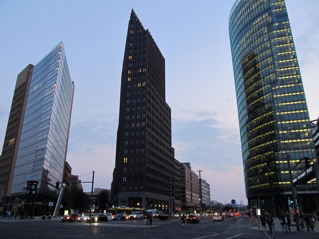 Forum Tower Berlin