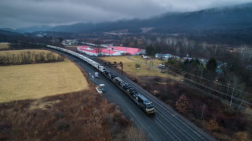 225 ge generalelectric ns ns9357 norfolksouthern prr prrsignal prrsignalbridge pt225 sky tipton clouds dash9 dramatic dreary engine fog foggy intermodal lowclouds mountains railroad signalbridge tracks trailer trains aerial aerialphotography dji djiphantom4pro phantom phantom4pro drone dronephotography