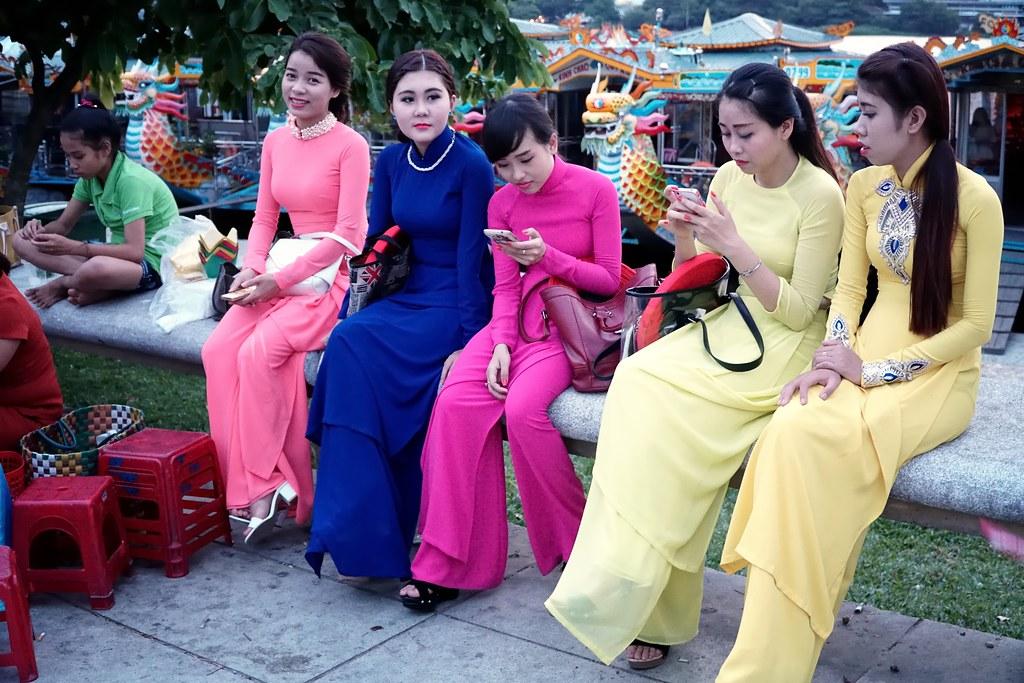 Ladies vietnam The Definite