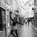 Paris, ballet and the rain