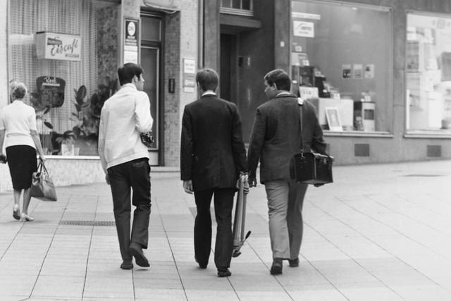Archiv WoHe01 Innenstadt Bottrop, 1960er