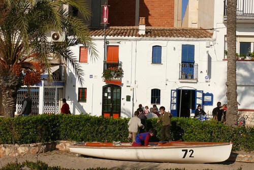 Botigues de pescadors