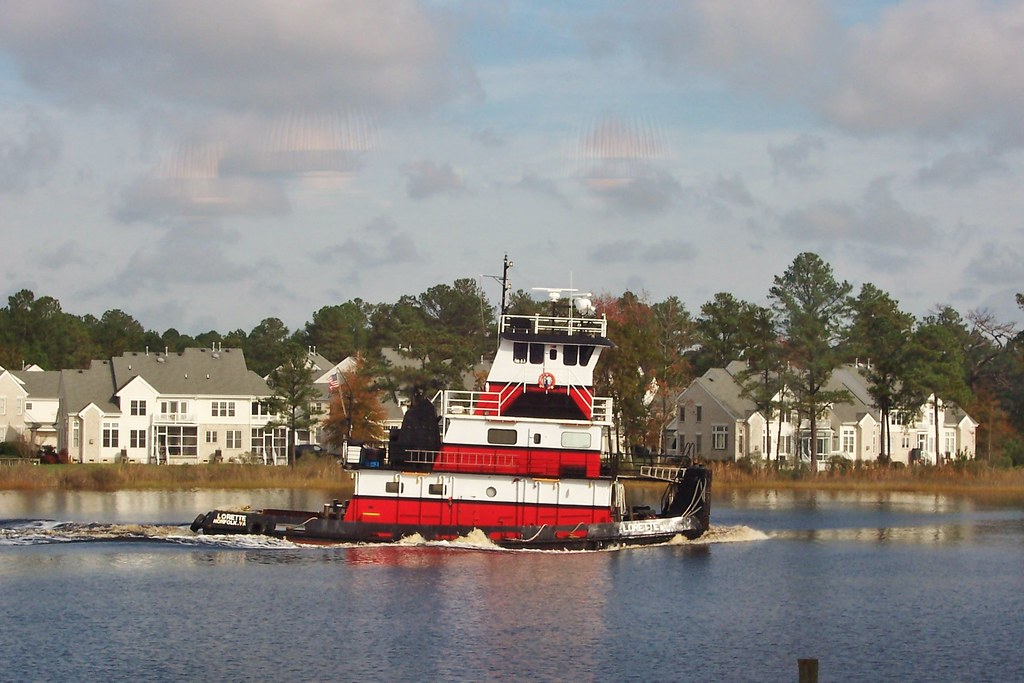 LORETTE   Operated the Norfolk Tug Company, she was formerly