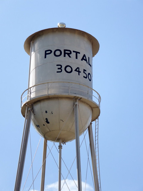 Portal Water Tower