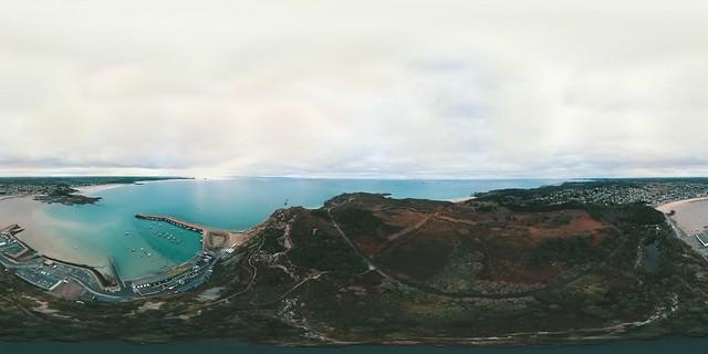 Cap D'Erquy - VR 360 images