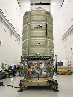 OA-9 Cygnus mate | by OrbitalATK