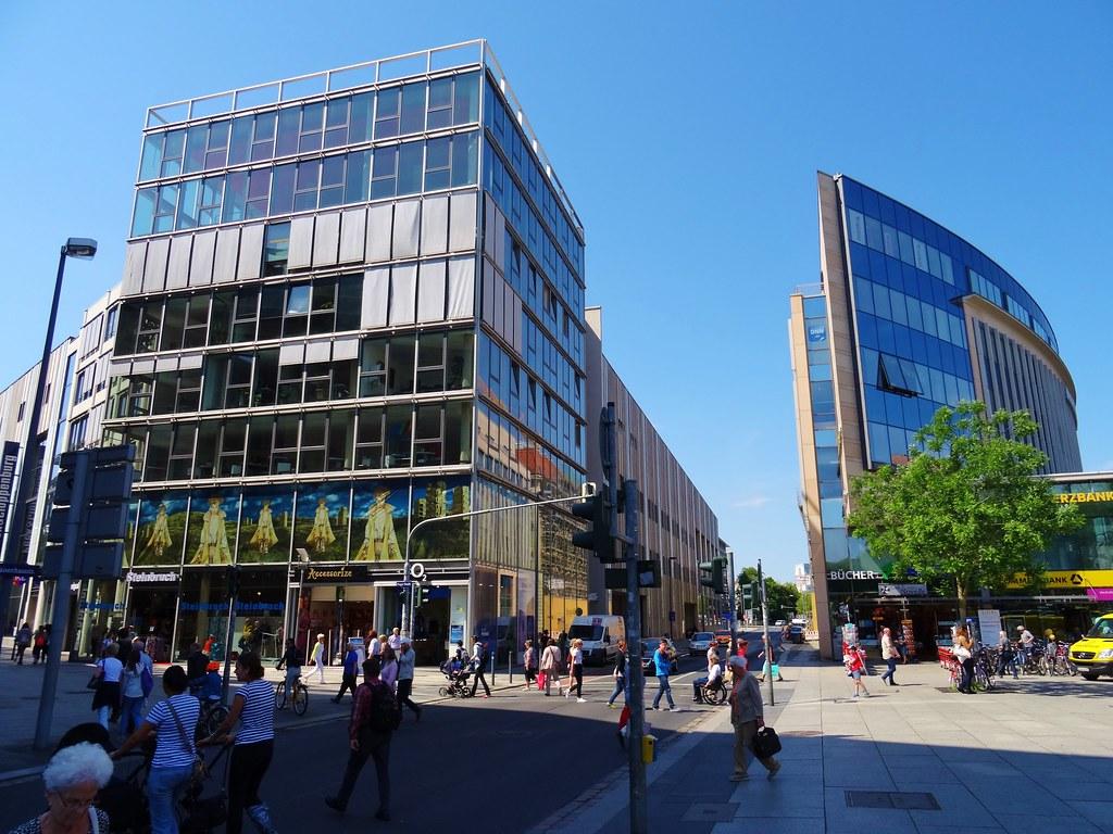 Prager Straße Dresden
