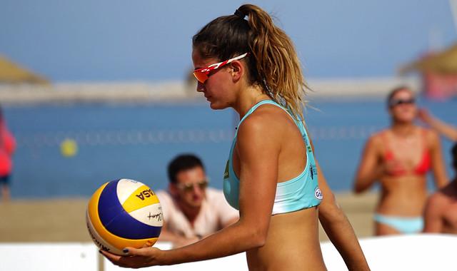 Beach Volleyball Sports