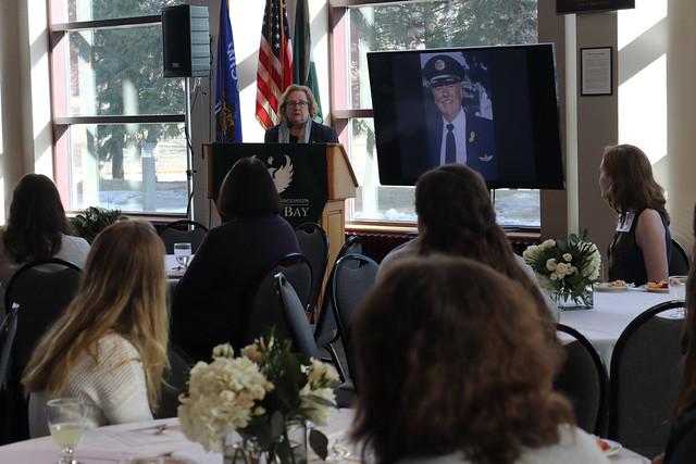 Mueller Scholarship Reception 2018
