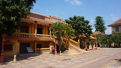 Wat Chroy Thmar Kampong Cham