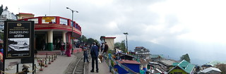 Darjeeling Train Station | by Ankur Panchbudhe
