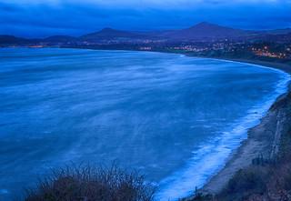 White Rock Beach, Killiney