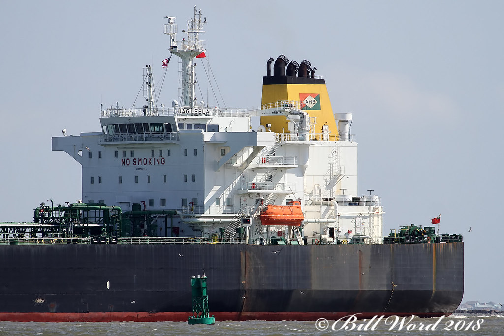 Jag Leela Crude Oil Tanker IMO 9568184 Mumbai India c | Flickr