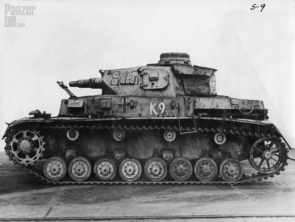 Panzerkampfwagen IV (7,5 cm) Tropen (Sd Kfz  161) Ausf  D