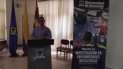 III Workshop Maestría en Investigación en Enfermedades Infecciosas