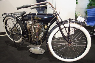 1912 Indian T.T. Model 7 HP