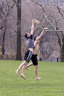 Central Park 4-13-18