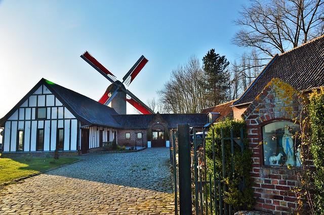 Moulin de la roome - Steenvoorde